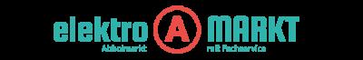 Aktuelles elektro A MARKT Logo