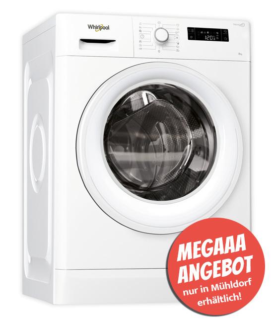 Whirlpool Waschmaschine FWF81483WEEU
