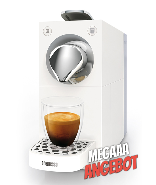 Cemesso Una Automatic Pure White - Megaaa Angebot