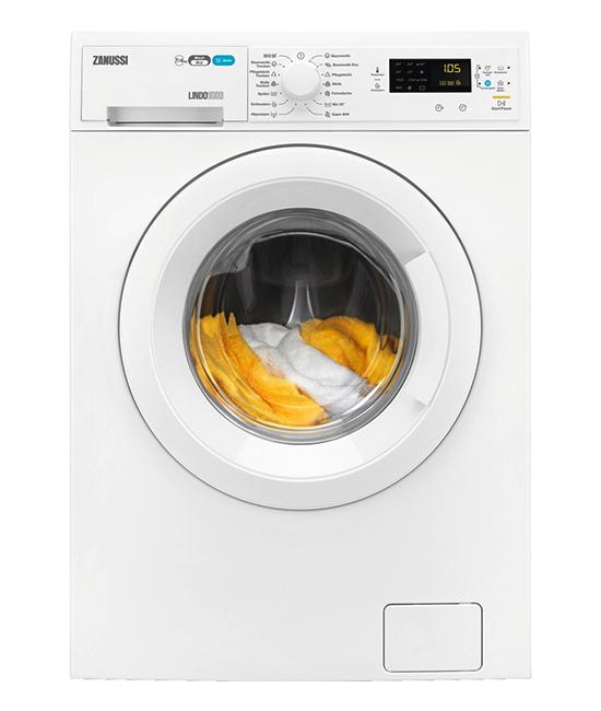 Zanussi ZWD71663W Waschtrockner