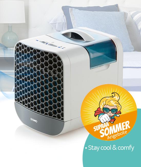 Domo DO154A,-Luftkühler